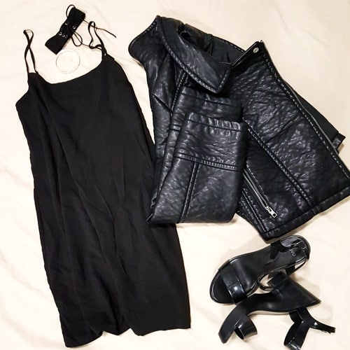 Choker Outfit