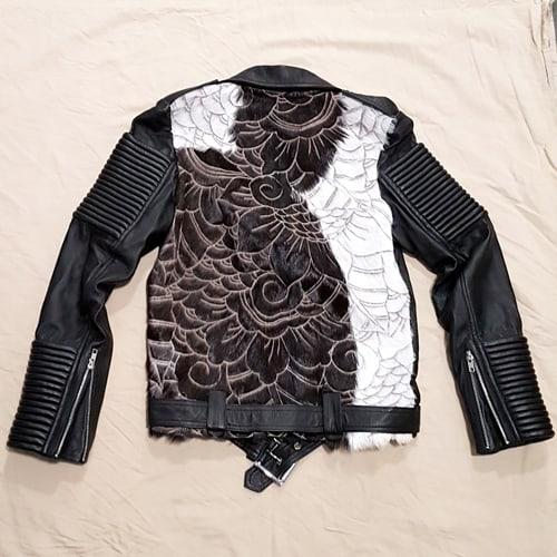 Balancai Jacket - Rocky Rockafela